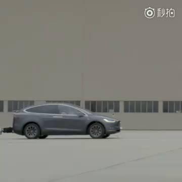 特斯拉大力士登场 2018北京车展汽车  ?