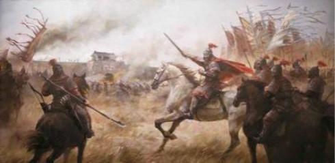 岳飞去世后,南宋又存在100多年,是谁在领兵抵抗金国