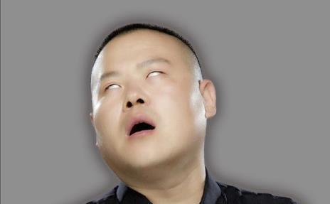 史上最搞笑的岳云鹏动态合辑,不看就吃亏啊表情表情包音上的抖图片