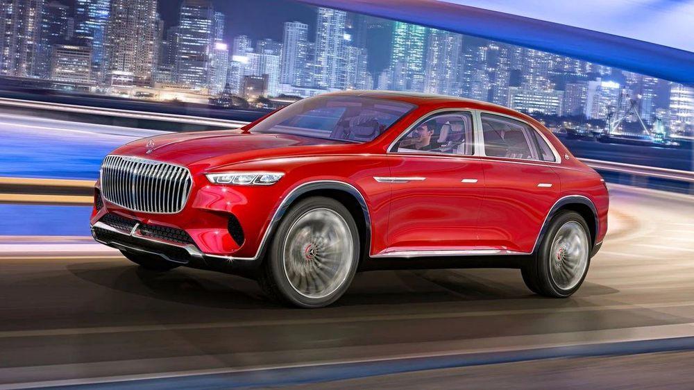 全球最奢华的SUV 造型中国味十足