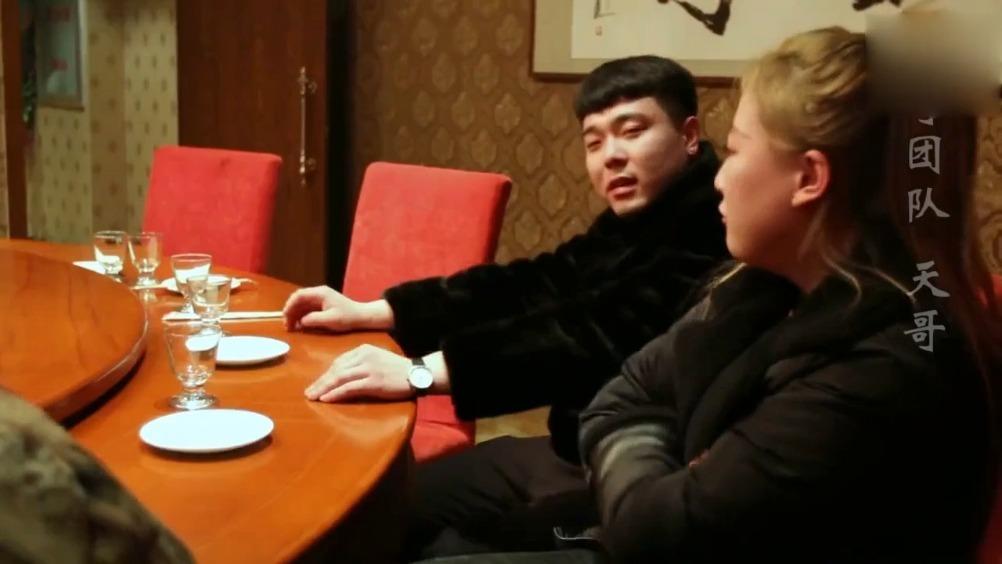 梦想女总裁吃面条被老同学羞辱,这是有钱人霏儿集团秀家常菜图片
