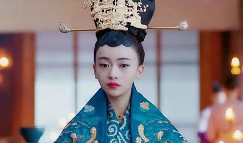 《延禧攻略》里的两大美人:富察皇后和魏璎珞图片