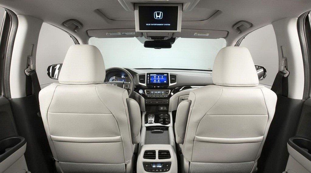 本田新款总算亮相!车长5米,V6+9AT四驱,22万起让汉兰达都