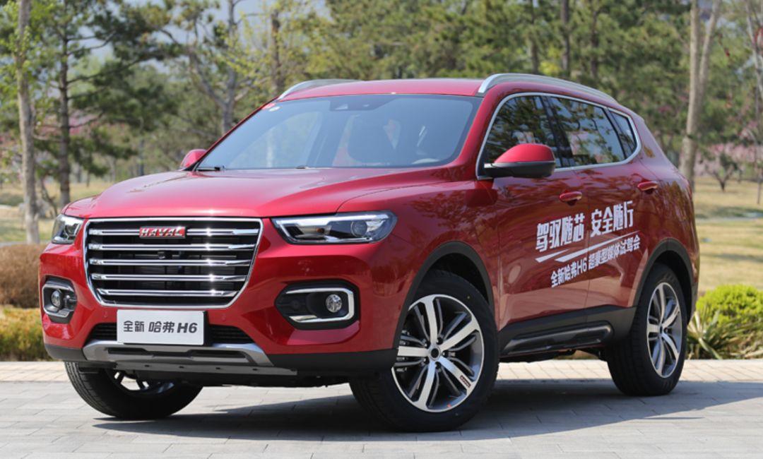 10月长城销量超11万 哈弗H6继续领跑SUV市场