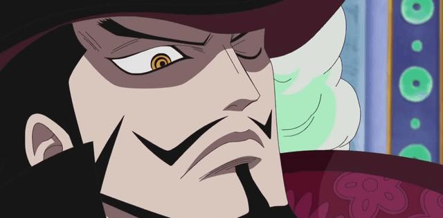 海贼王表情包第二弹, 你见过这样的鹰眼吗?图片