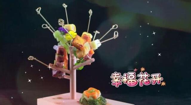 何炅:女星参加美食,不吃节目东西吃几口,镜头离大泰宁金湖美食图片