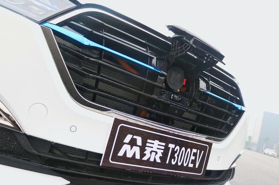 10万能买到续航250KM纯电动SUV,众泰T300EV又给国产车长脸