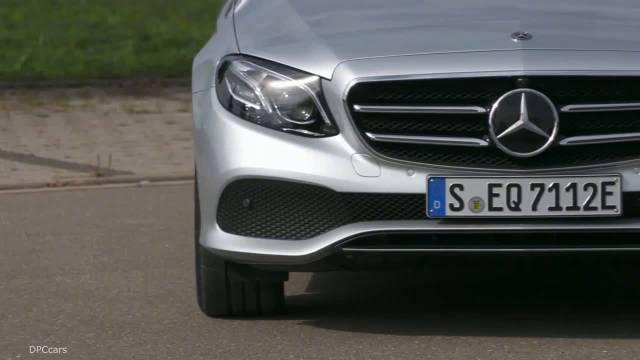 2019 Mercedes E300de Estate EQ,看看E级混动旅行车!
