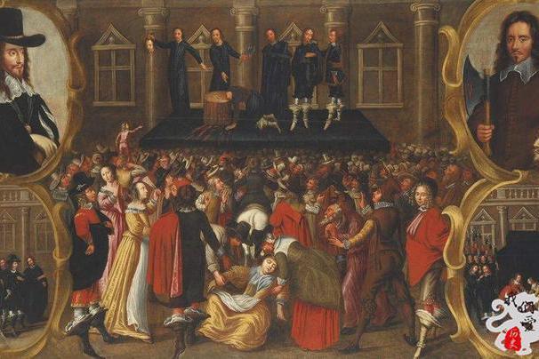错位人生:超级收藏家却成为唯一被公开处死的英皇