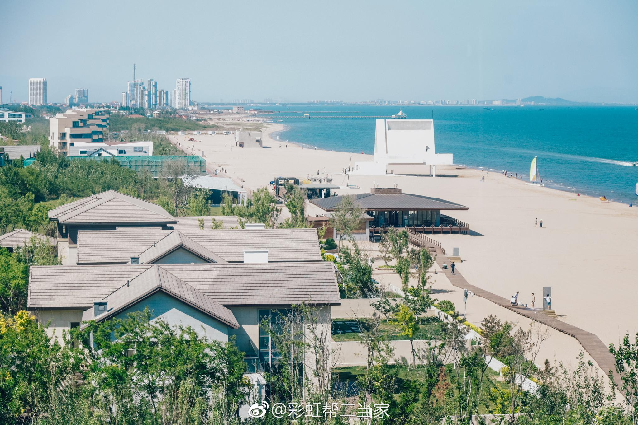 club med joyview 北戴河黄金海岸度假村已经正式开业
