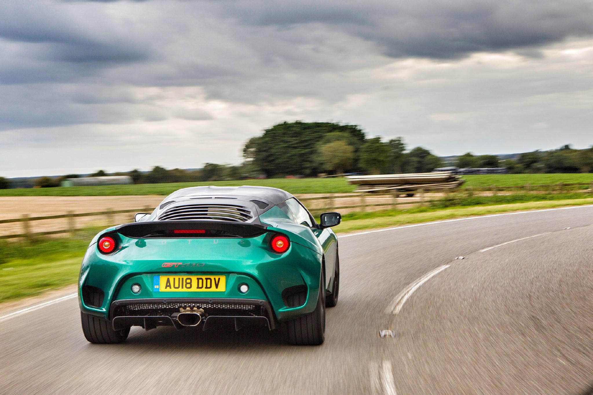 试驾 | Lotus GT410 Sport
