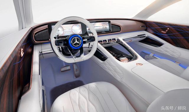 迈巴赫Ultimate Luxury官图