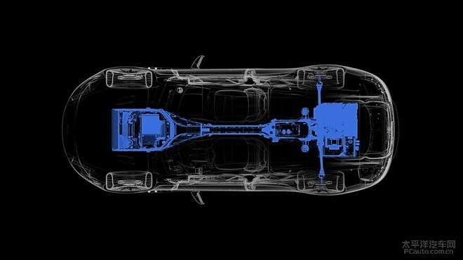 阿斯顿·马丁发布Rapide E预告图 纯电动超级跑车