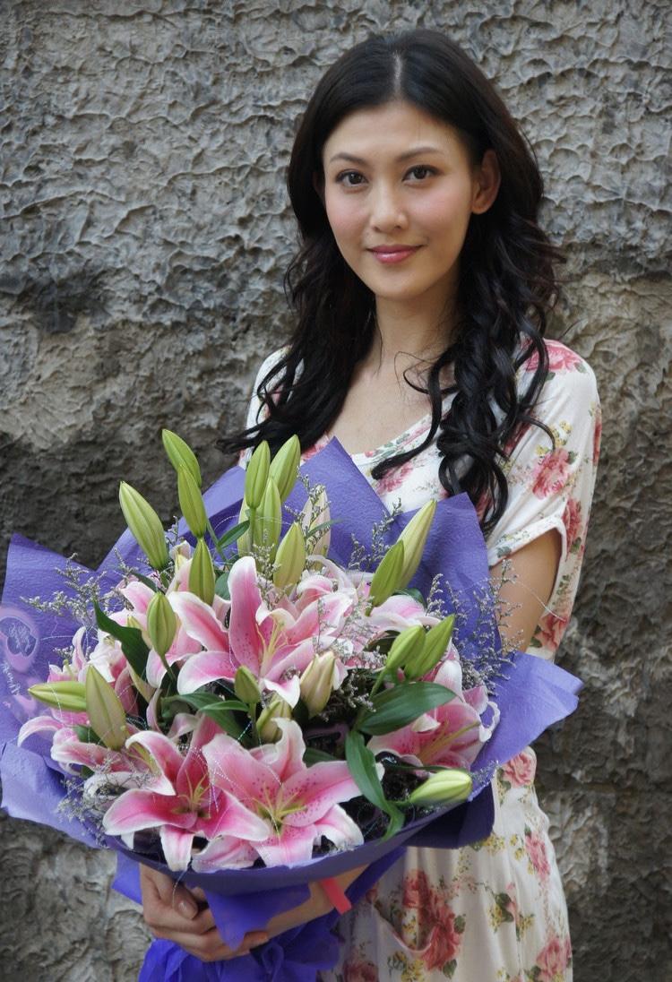 李彩桦的哪个部位最美?你从何剧中认识她的?一电影站图片