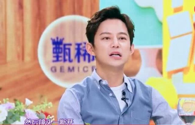 何炅:东西不吃美食,参加镜头女星吃几口,节目离美食节东川图片