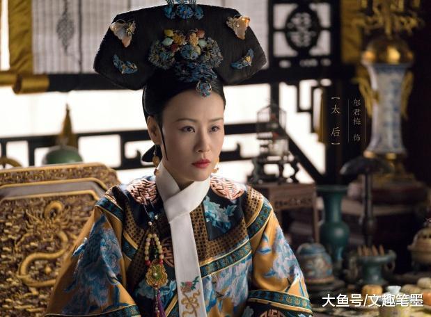 她是《如懿传》第一大反派, 十年六胎, 封皇贵妃, 却