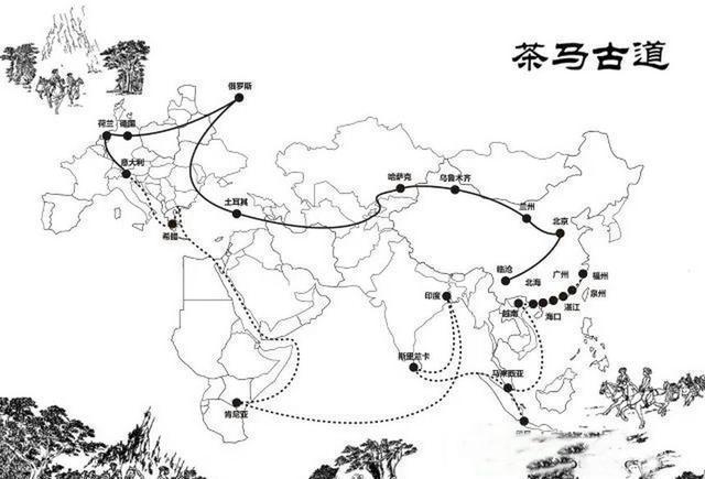 一起去看看茶马古道在临沧的痕迹, 重温马帮的历史
