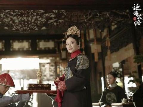《延禧攻略》中里的她,和徐峥搭档火了,演技绝对是戏骨级别的!
