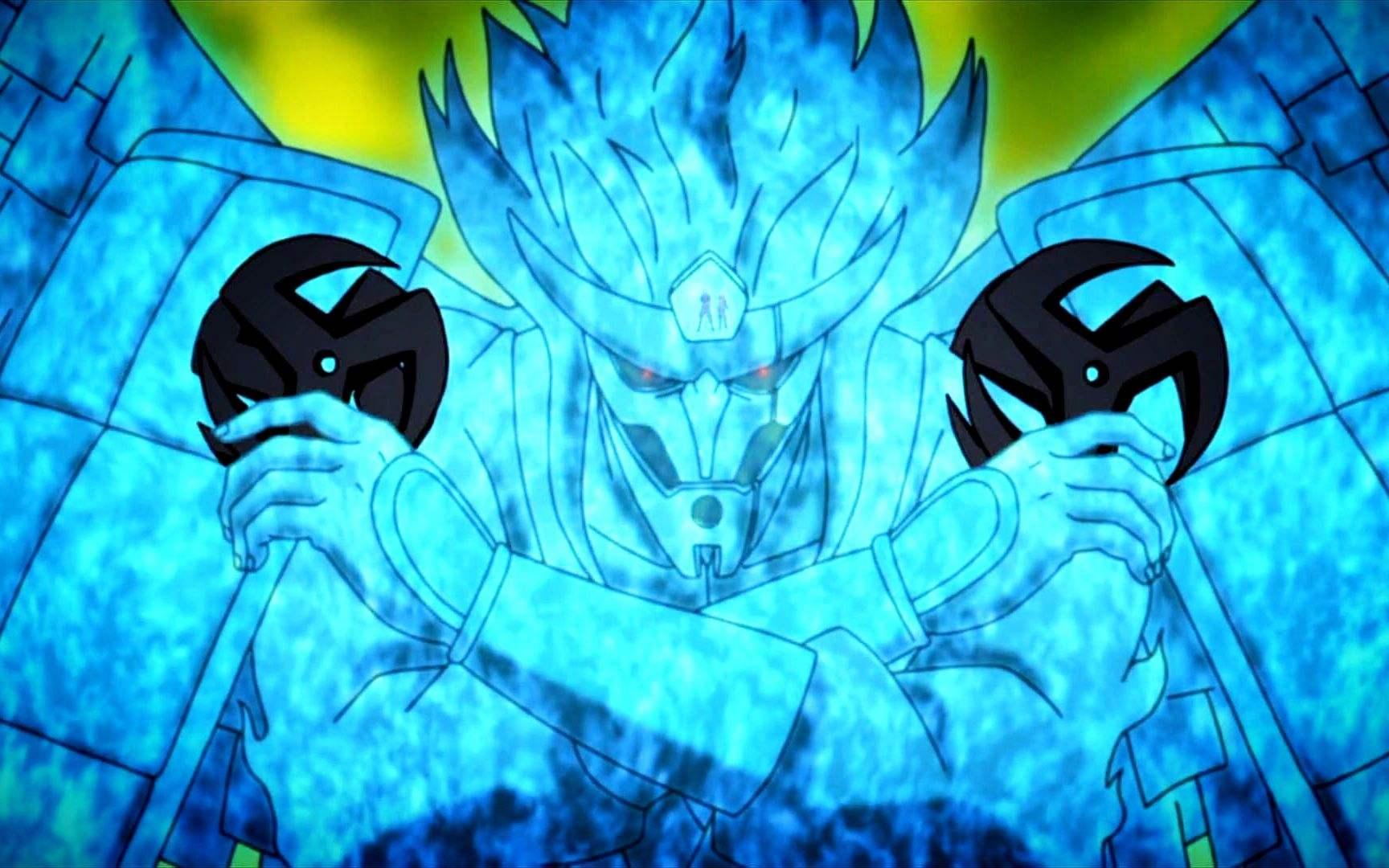 火影忍者:动漫中出现五种须佐能乎,只有一人没有完全体形态?