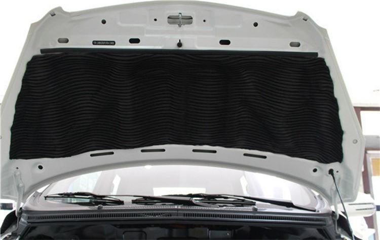 宁波慧声慈溪汽车隔音北汽EV200全车平静隔音,JBL音响升级。