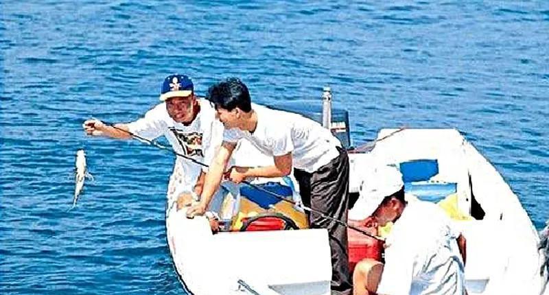 山东烟台著名旅游景点-海阳连理岛