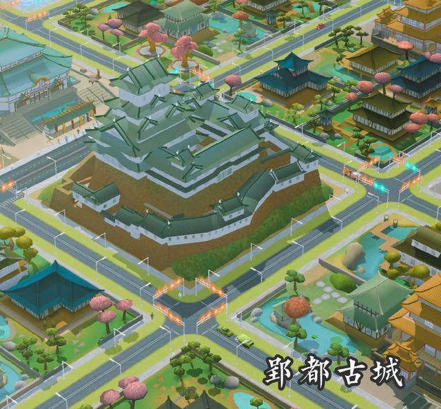 华容县城市规划图