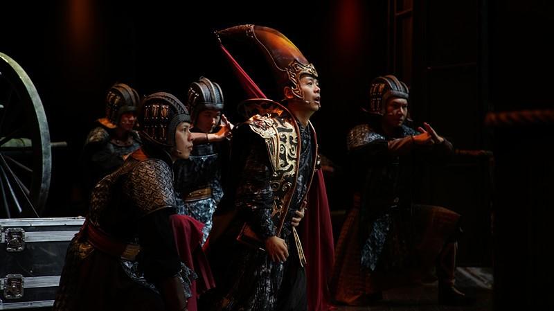 千年大诗经即将华丽变身音乐剧养眼养耳养心的最美音乐剧即将登场