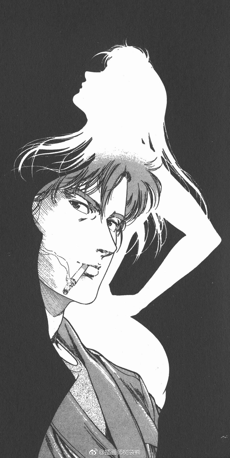 日本漫画家北条司《城市猎人》画集剧情作品漫画漫画血族图片