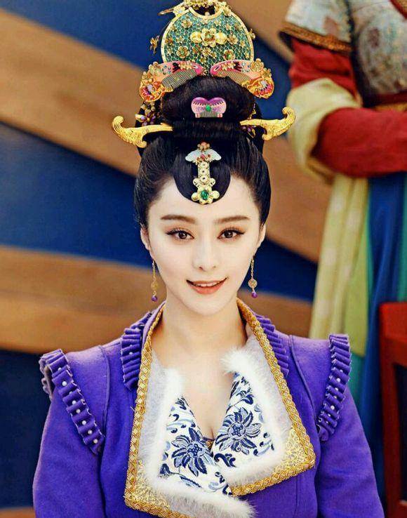 《武媚娘传奇》范冰冰古装美衣赏析图片