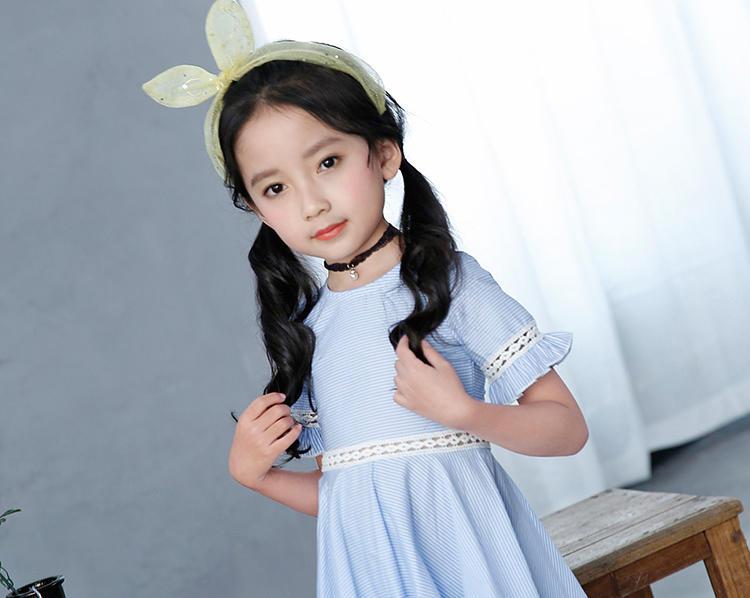 可爱小公主无美裙,不童年!