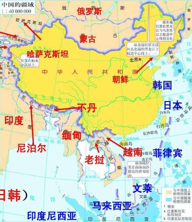 亚洲国家_亚洲最穷的9个国家,中国邻国占了5个,还有2个是我国的