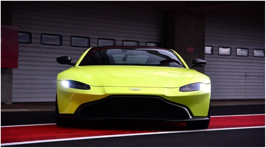 一款颜值爆表的英系超跑,鲨鱼造型车型,运动感十足!