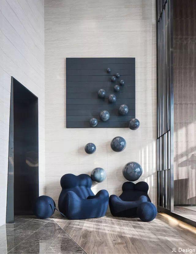 室内装置艺术图片
