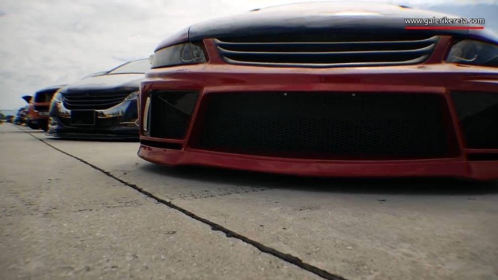 本田毒!红色奥德赛RB1改装案例 汽车改装  ?