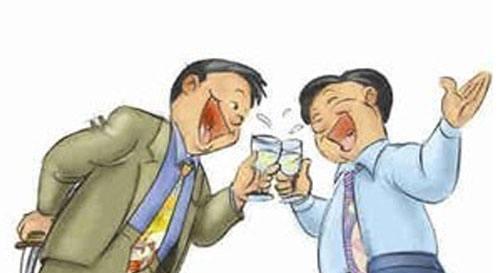 喝酒文化, 酒文桌上的八个说话技巧