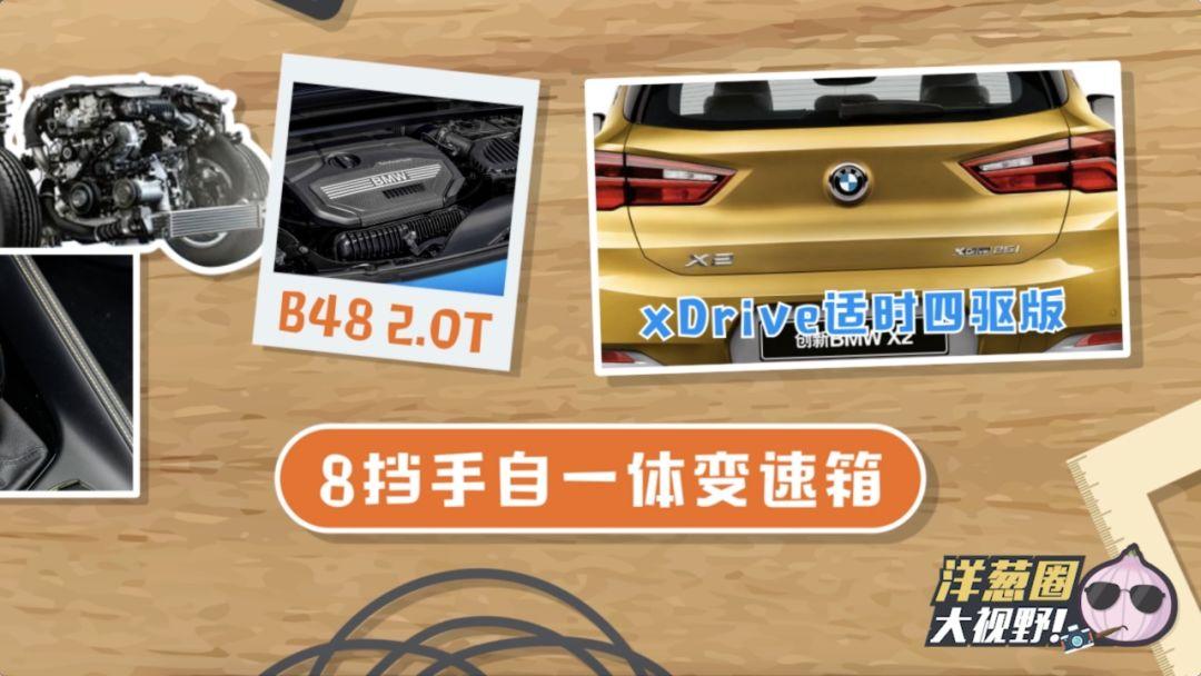 宝马全新SUV上线!不到30万!越野套件加持,全身8个车标!