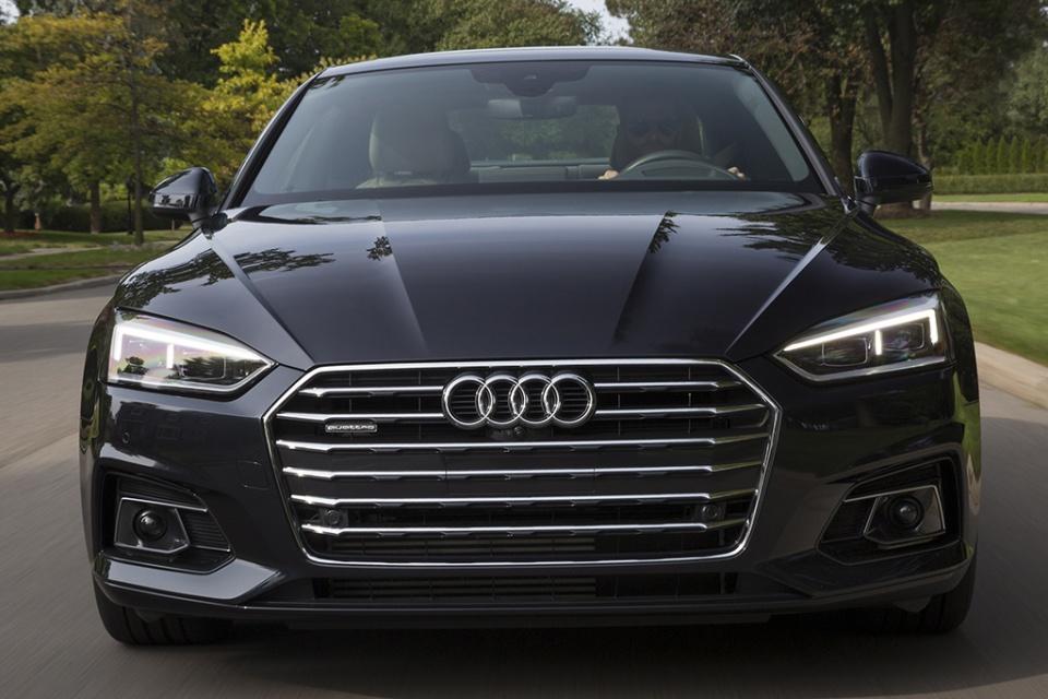 2018年奥迪A5:新车评论