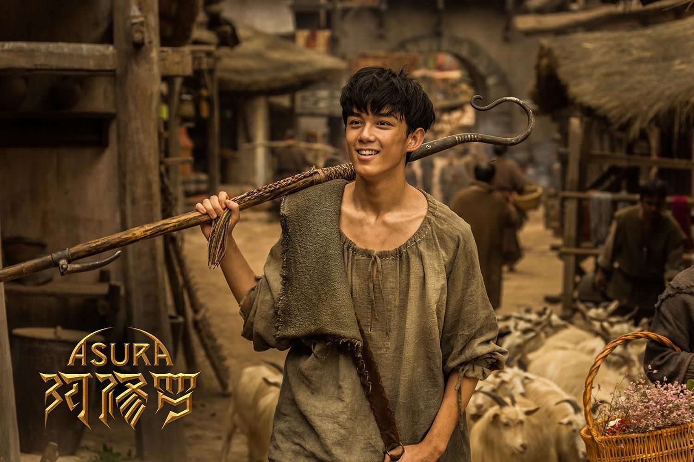 18岁的吴磊终于可以晒肌肉了,实力派演员加持三石弟弟的演技很闪