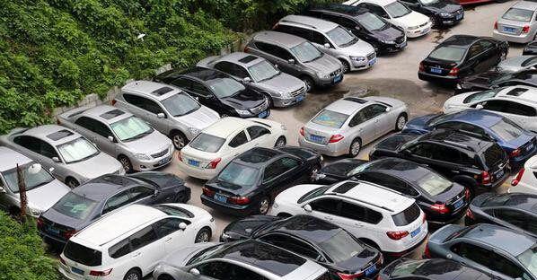 看看日本的停车位设计,再看看国内的,差距原来可以这么大图片
