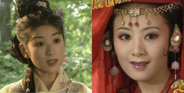 上错花轿嫁对郎的杜冰雁现身,这部剧里最该红的两个女演员都糊了