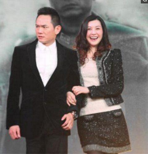 果静林的妻子佟欣在2008年的时候就被确诊为乳腺癌.图片