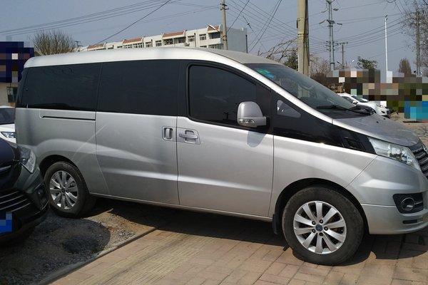 江淮-瑞风M5 2013款 2.0T 汽油手动商务版, 超大空间, 安全舒适