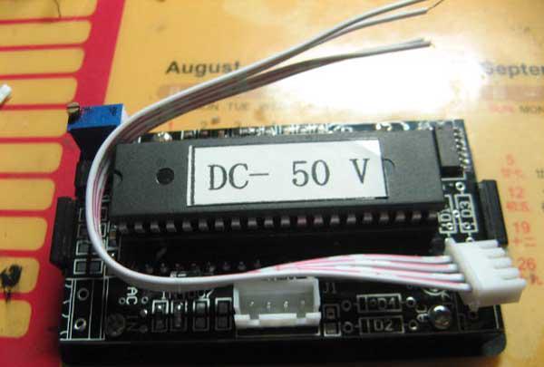 diy数显可调直流电源 精品教程 含电路图