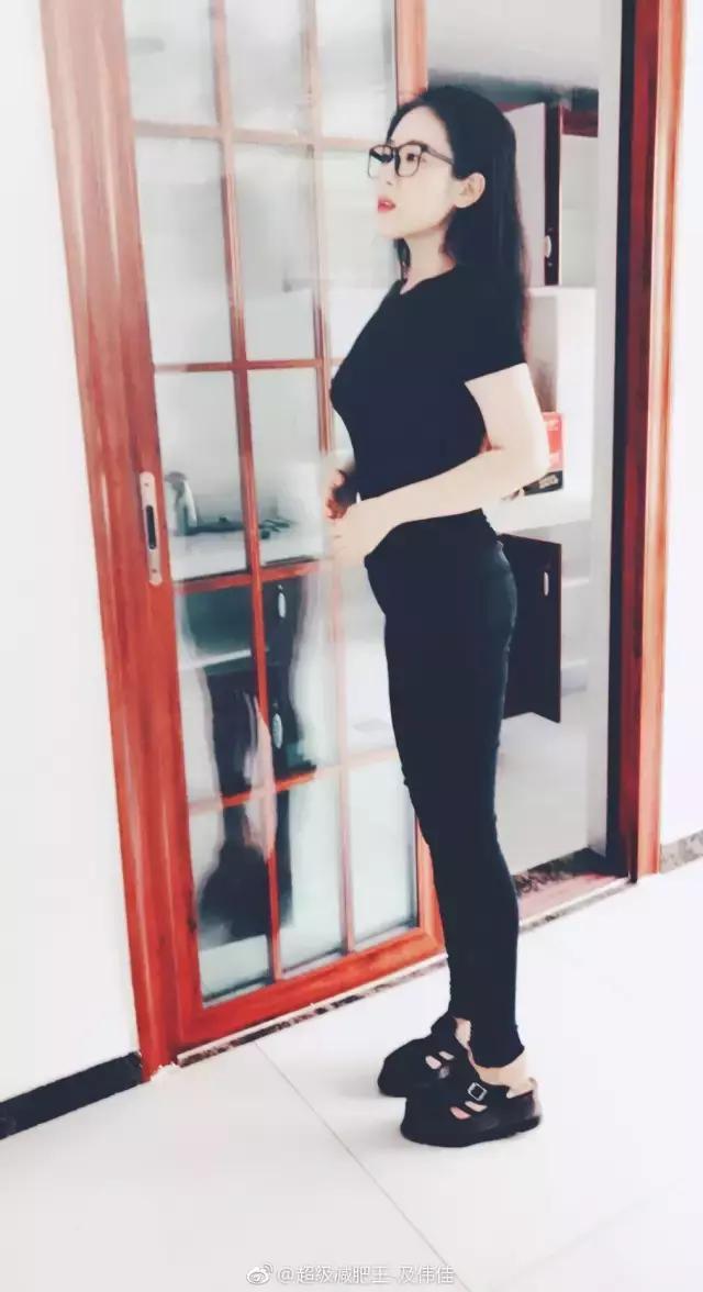 女胖子逆袭成女神照片_这个210斤的最美女胖子,为爱情所伤,狂减72斤逆袭成女神!