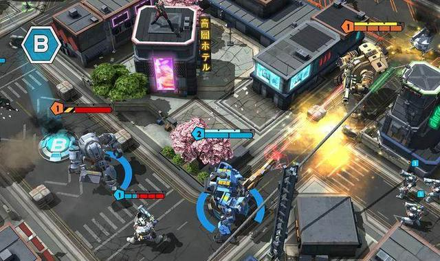 《泰坦陨落》新手游:射击游戏变实时战略游戏!