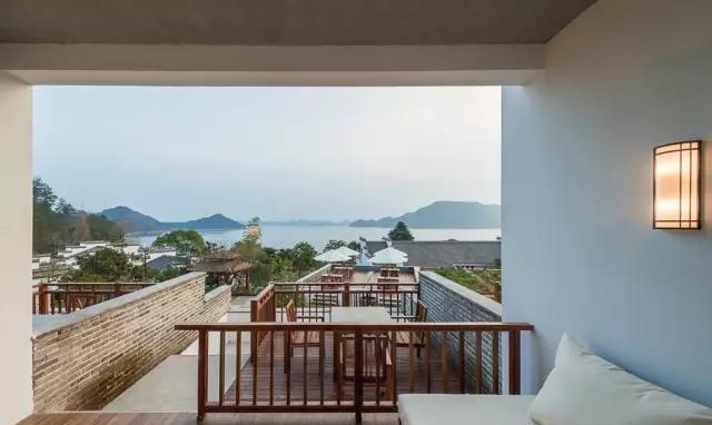藏在最美山水间的新中式酒店|山水|酒店|千岛湖_新浪网