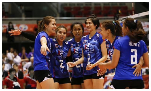 中国女排亚洲杯名单_女排亚洲杯,泰国女排大名单公布,中国女排冠军无望了