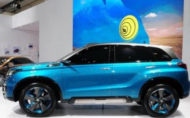 日系最良心的SUV,全系ESP+四驱,百公里油耗5L,全景天窗