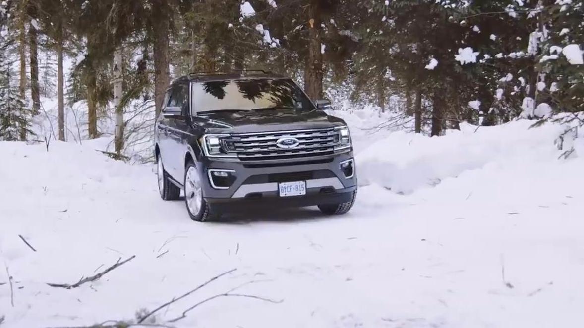 2018款福特探险者越野试驾