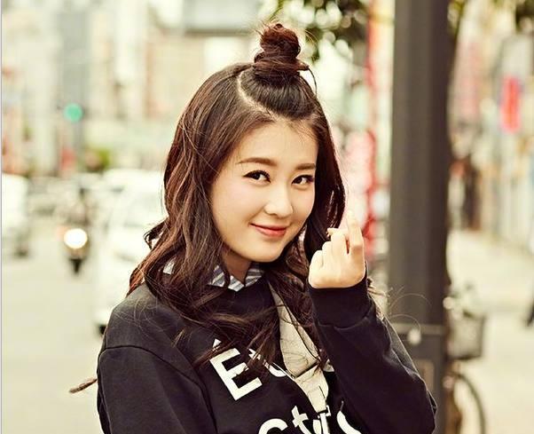 女星wifi发型, 赵丽颖似十八岁, 热巴像洋娃娃, 最美图片